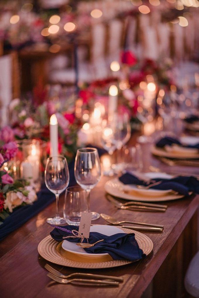 Wedding Niken & Luke by Bali Izatta Wedding Planner & Wedding Florist Decorator - 002