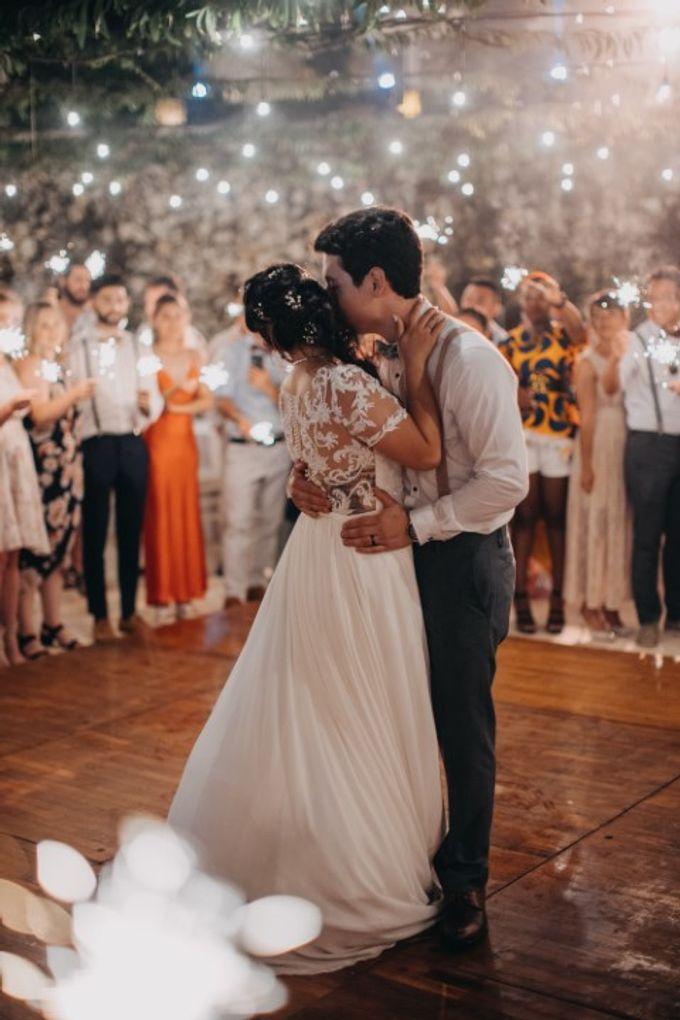 Jessica & Antonio Wedding by Bali Brides Wedding Planner - 038