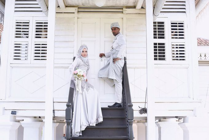 Wedding Taufiq and Latifah by Opa Pakar Photography - 011