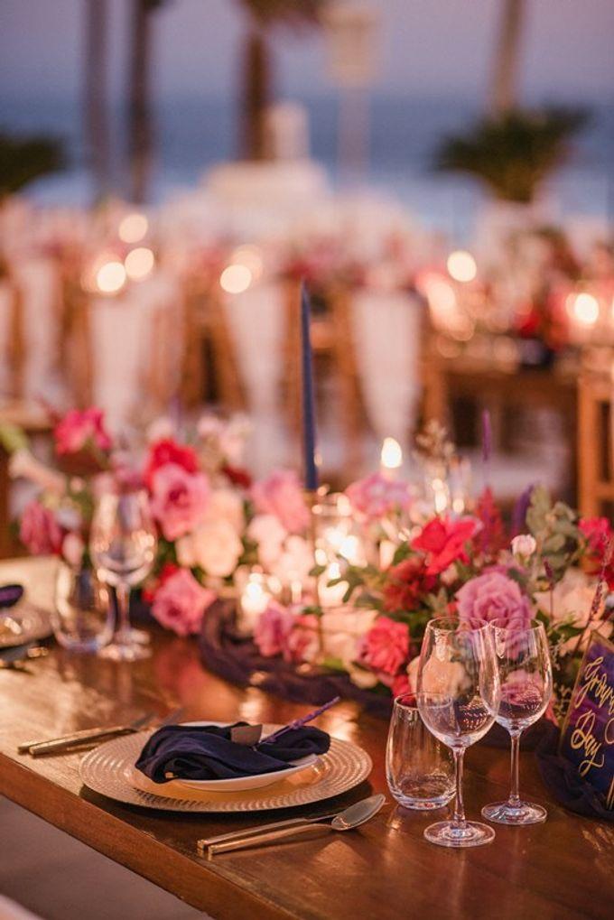 Wedding Niken & Luke by Bali Izatta Wedding Planner & Wedding Florist Decorator - 003