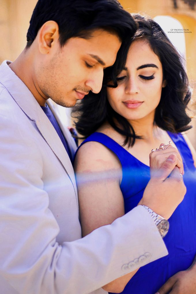 Pre Wedding Shoot by GP PRODUCTION - 020