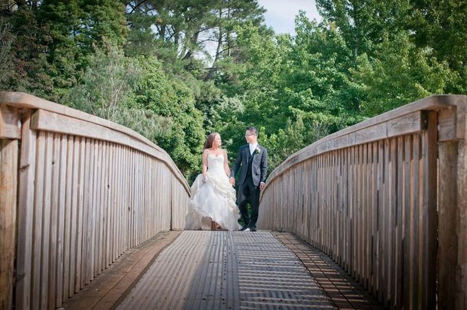 Dandenong Mountains Wedding by Innicka Dee Cakes - 025
