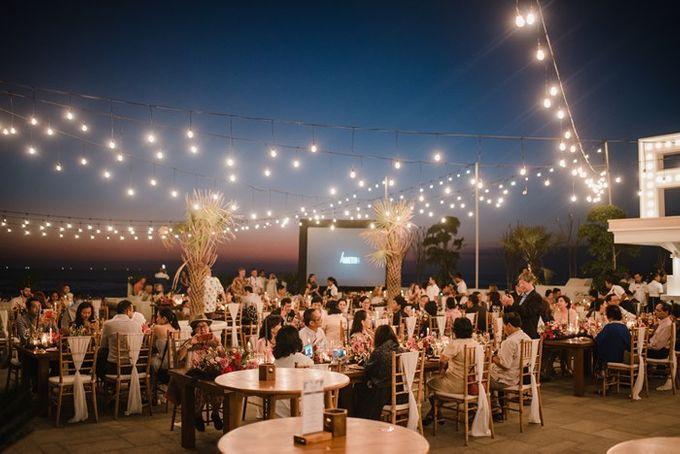 Wedding Niken & Luke by Bali Izatta Wedding Planner & Wedding Florist Decorator - 008