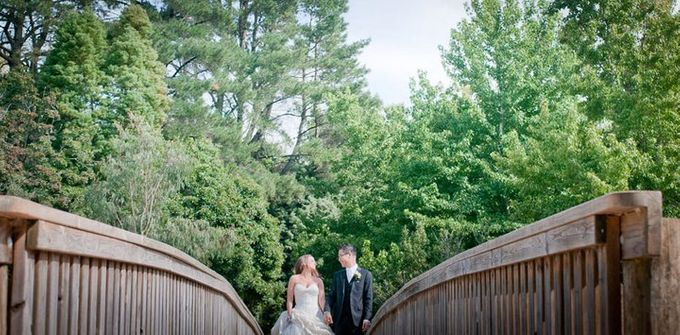 Dandenong Mountains Wedding by Innicka Dee Cakes - 028