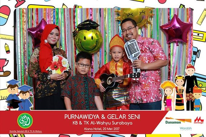 Purnawidya dan Gelar Seni KB-TK Al Wahyu by The Caramel's Corner - 002