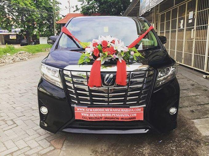 Sewa Mobil Alphard Surabaya,Rental Mobil Pengantin by SENTOSA JAYA VIP WEDDING CARS SURABAYA - 001