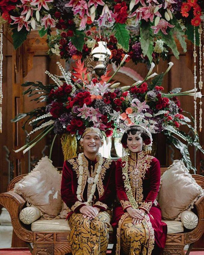 Dayu & Arief by Ans Wedding Service & Priyan Decor - 007