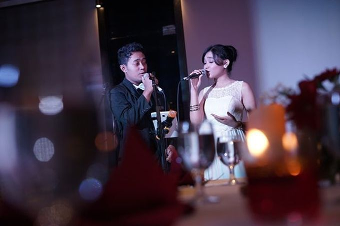 Hary & Meicy Wedding by Remember Music Entertainment - 005