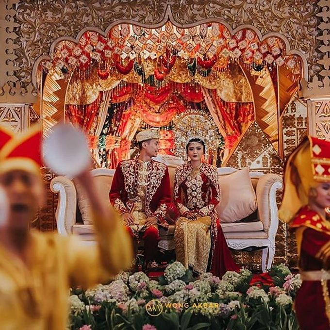 Rizko frisca wedding by Chandira Wedding Organizer - 016