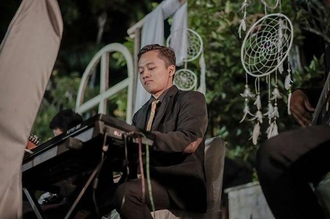 Samuel & Mutiara Wedding by Remember Music Entertainment - 019