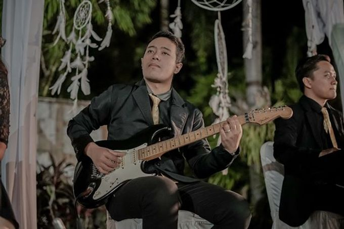 Samuel & Mutiara Wedding by Remember Music Entertainment - 017