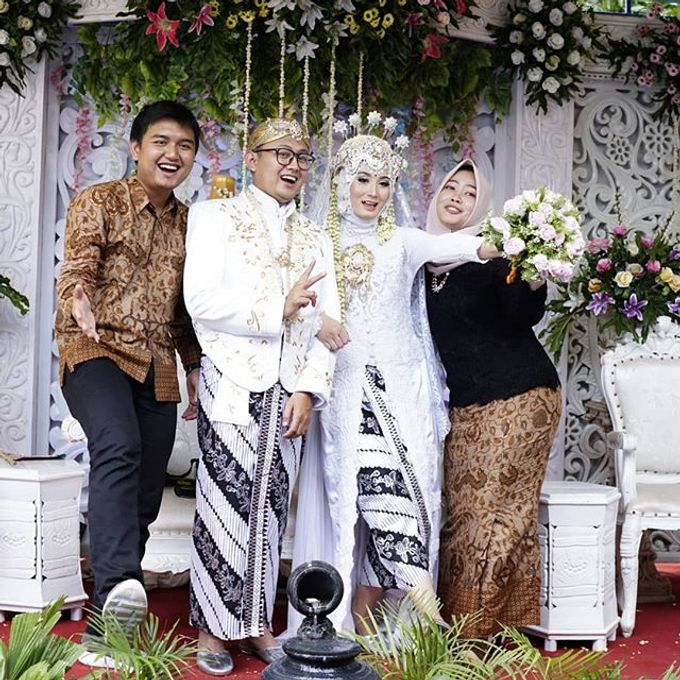 Wedding of Lesi and Koko by Yossa Yogaswara Photography - 008