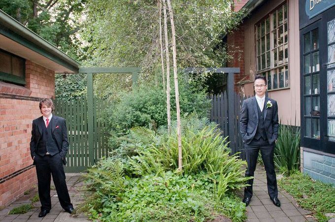 Dandenong Mountains Wedding by Innicka Dee Cakes - 036