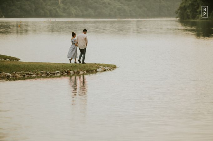 Ferry & Even Prewedding by Bernardo Pictura - 012