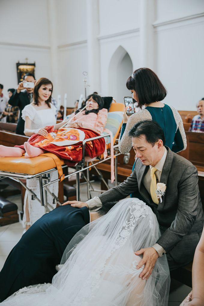 Wedding Of Alex & Olvi by My Day Photostory - 035