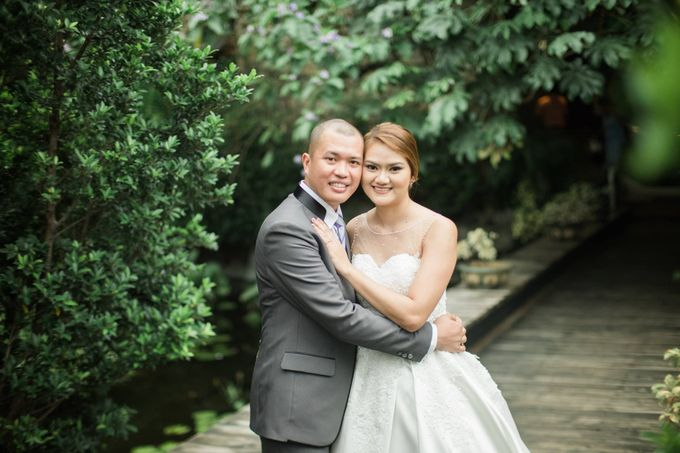 Wedding of Rahnel and Camille by Love And Other Theories - 001