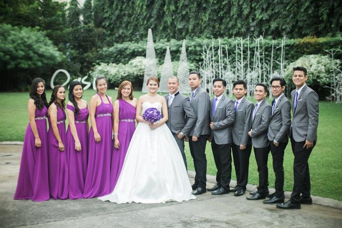 Wedding of Rahnel and Camille by Love And Other Theories - 007