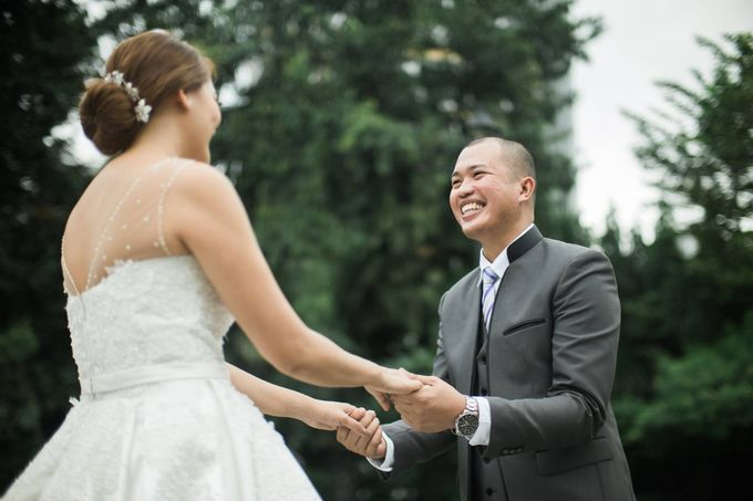 Wedding of Rahnel and Camille by Love And Other Theories - 010