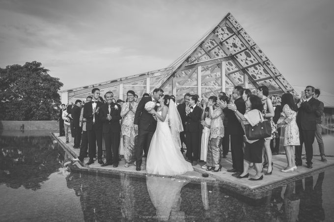 Andy & Dini - Wedding in Bali by AT Photography Bali - 023