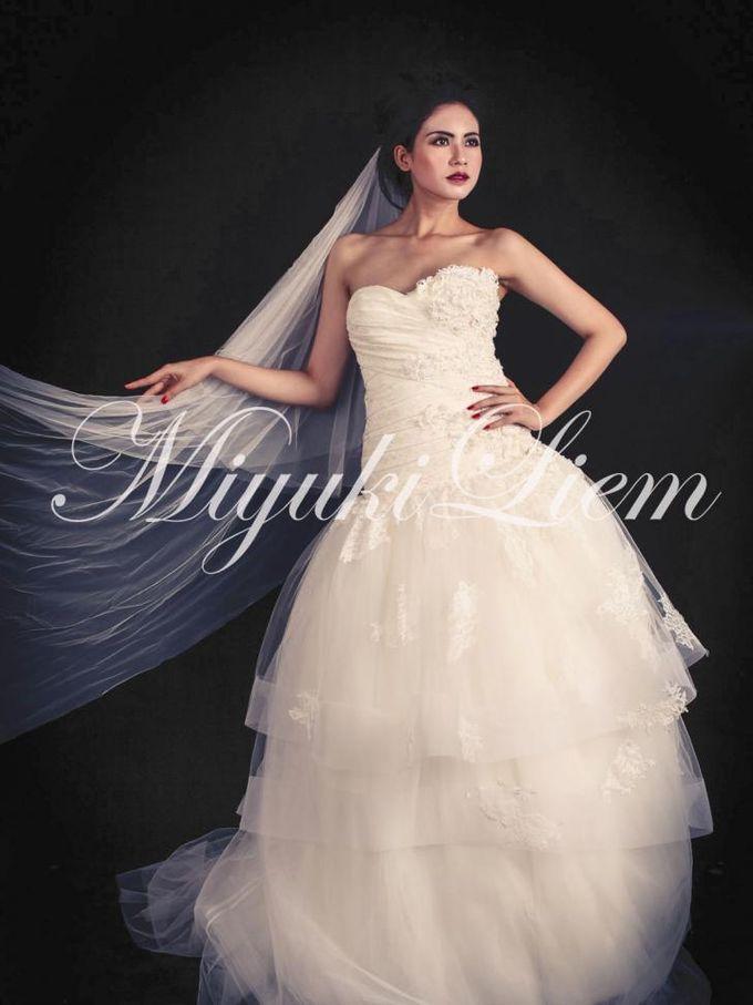 Miyuki Liem Bridals Collection by Miyuki Liem Bridals - 003