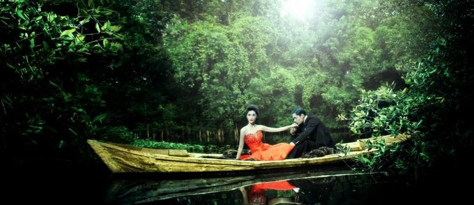 pre wedding Eva Anindita-Reza Zachrie by Sano Wahyudi Photography - 019