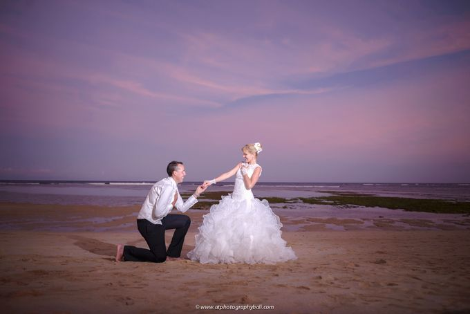 Melodie & Damien - Honeymoon in Bali by AT Photography Bali - 016