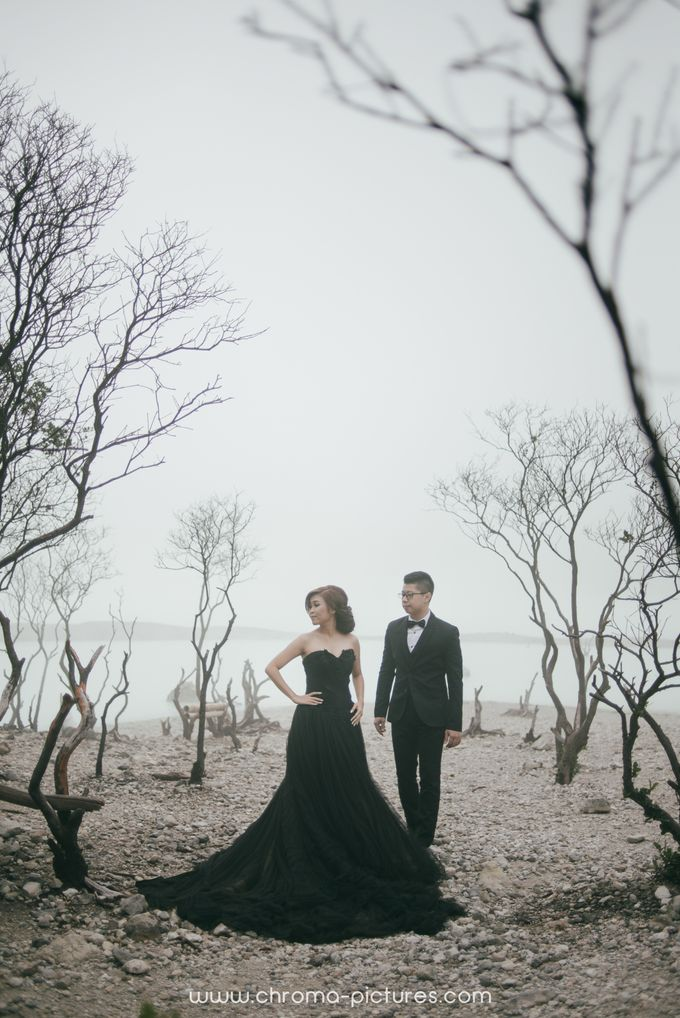 Kenneth & Destania Prewed Session by Chroma Pictures - 017