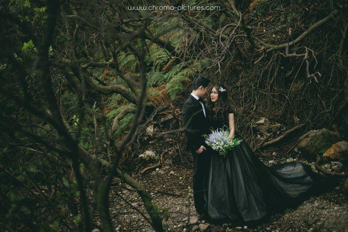 Derrick & Sonia Prewedding by Chroma Pictures - 024