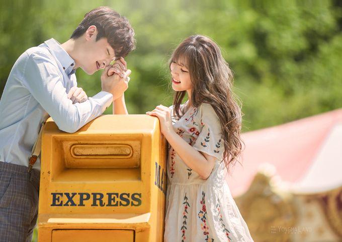 Korea Pre-Wedding Photoshoot - Studio 29 by Willcy Wedding by Willcy Wedding - Korea Pre Wedding - 015