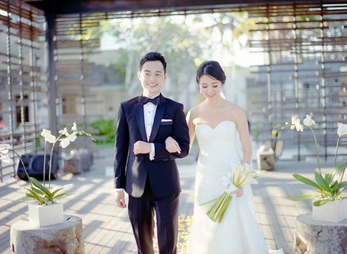 A very personal wedding by Nathan Wu Photography - 035