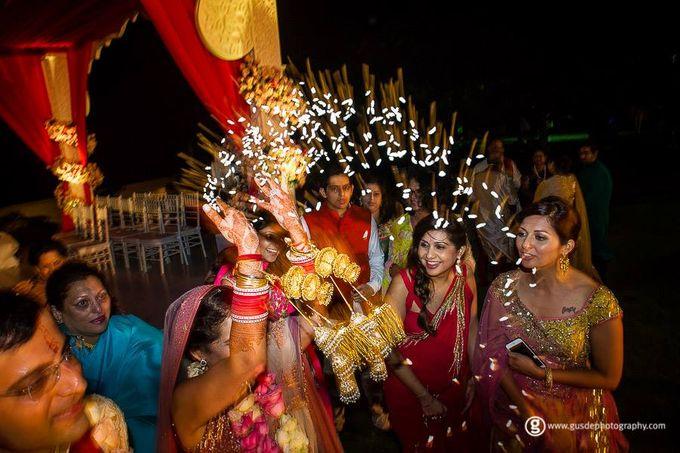 WEDDING OF ARUJ & DOREENA by Sofitel Bali Nusa Dua Beach Resort - 014