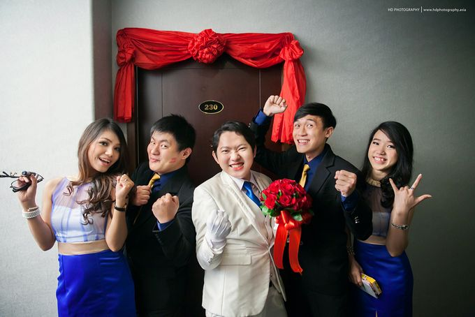 Elit Condro and Fransisca - wedding by HD Photography - 012
