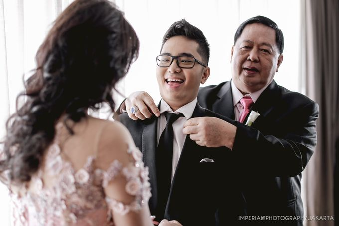 Yonathan & Dina Wedding by Imperial Photography Jakarta - 019