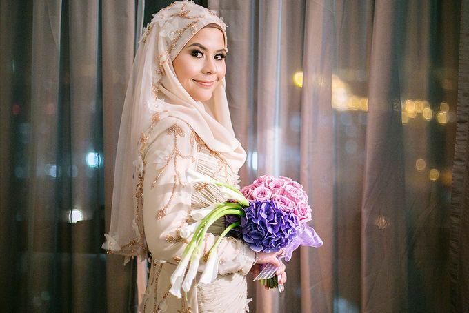 Liyana & Fairuz - Reception by Cubic Foto by PlainPaperpaint Production - 019