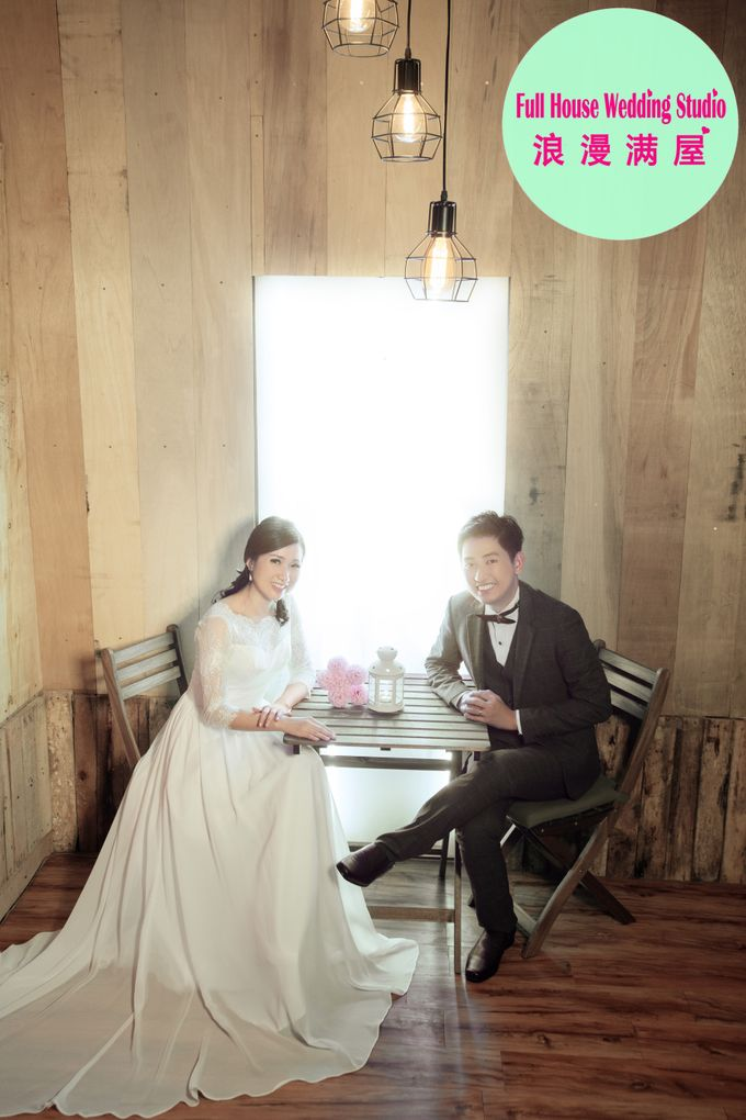 Pre-Wedding  Vincent & Samantha by Full House Wedding Studio - 005