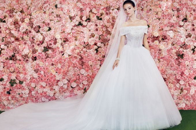 Pink & Audrey Wedding Collection by Digio Bridal - 022