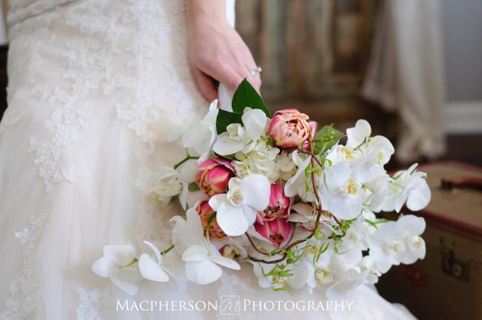 Vintage Wedding Styled Shoot by Macpherson Photography - 005