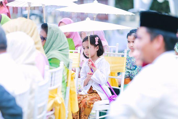 RAIHANA & MOHAMMAD by The Rafflesia Wedding & Portraiture - 022