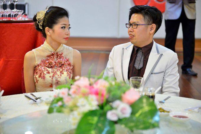 Cindy & Jason by Faith Wedding Event - 026