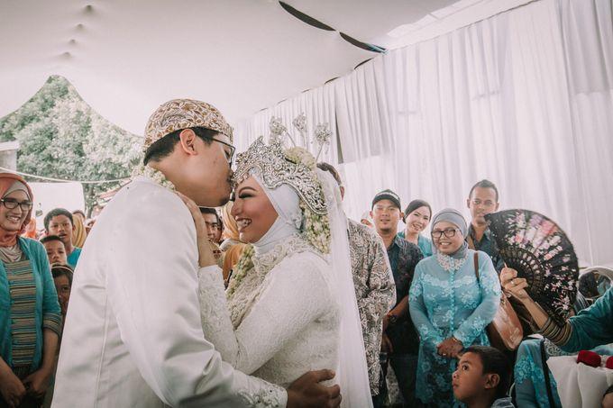 Mutia & Arief Wedding by Kanva Pictura - 023