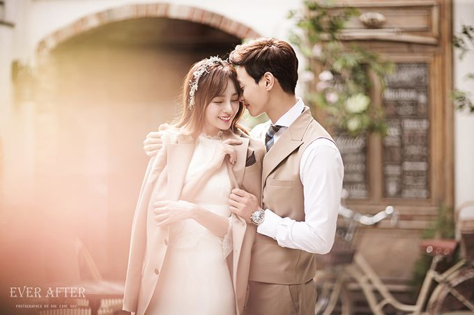 Korea Pre-Wedding Photoshoot - Studio 20 by Willcy Wedding by Willcy Wedding - Korea Pre Wedding - 019