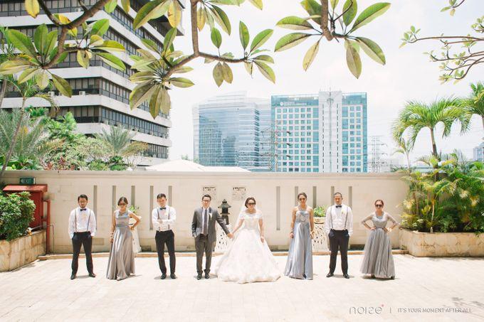 Tie the knot Ariel & Stephanie by Hotel Aryaduta Jakarta - 024