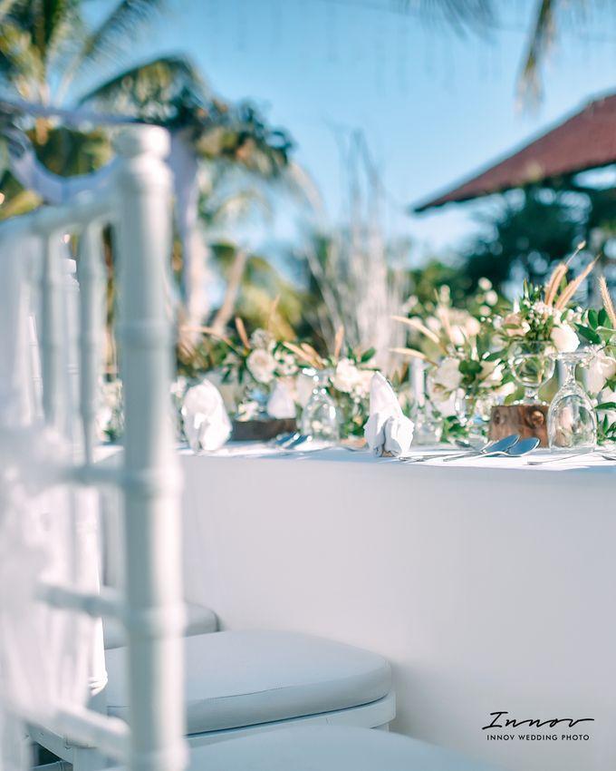 THE WEDDING Of  Mr KARLPEMER & Ms Susiani Retno by APLUS DECORATION & WEDDING PLANNER - 015