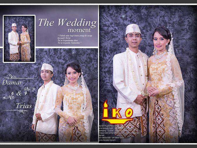 Rias & Busana Pengantin by IKO Catering Service dan Paket Pernikahan - 033