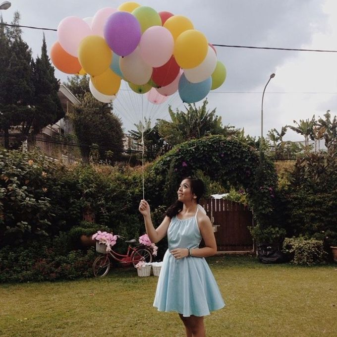 Susan Karlina's Sweet 17th Party by Bozza Event Organizer - 003