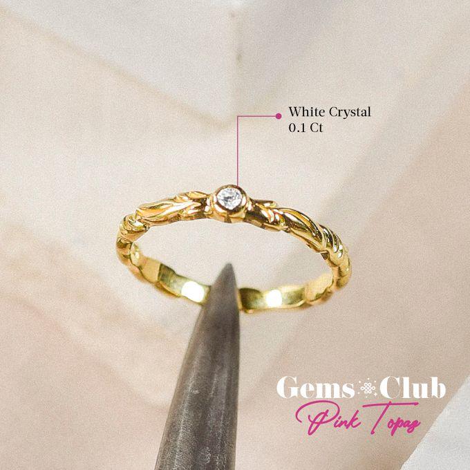 """Gemsclub """"Pink Topaz"""" by Tulola - 020"""