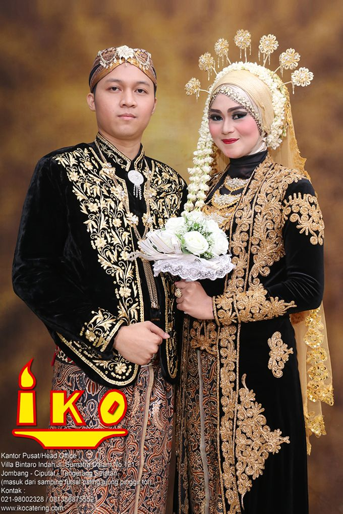 Rias & Busana IKO Catering by IKO Catering Service dan Paket Pernikahan - 016