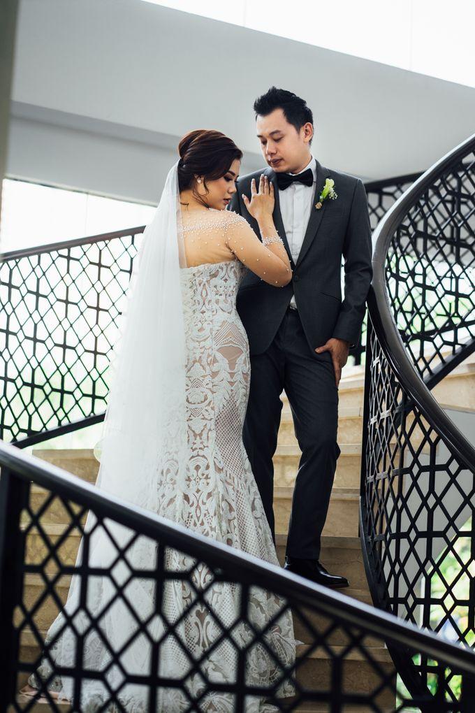 The Wedding of Anton & Christie by Memoira Studio - 029