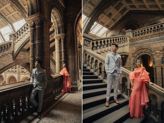 PRE - WEDDING DERIAN & GRACE BY RIO YAPARI by All Seasons Photo - 019
