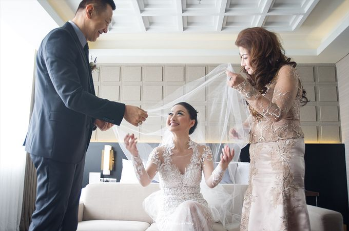 The Wedding of Gerry & Devina by The Wagyu Story - 025